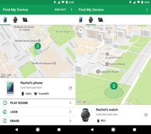 Android位置跟蹤應用程式