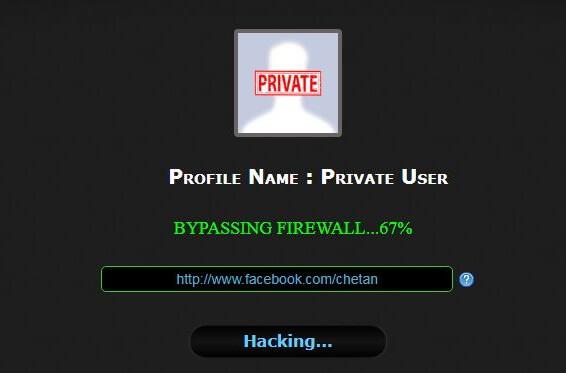 破解 facebook 密碼