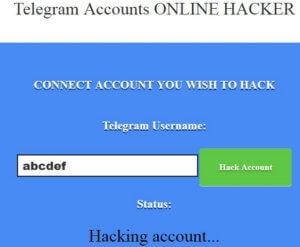 完成Telegram破解