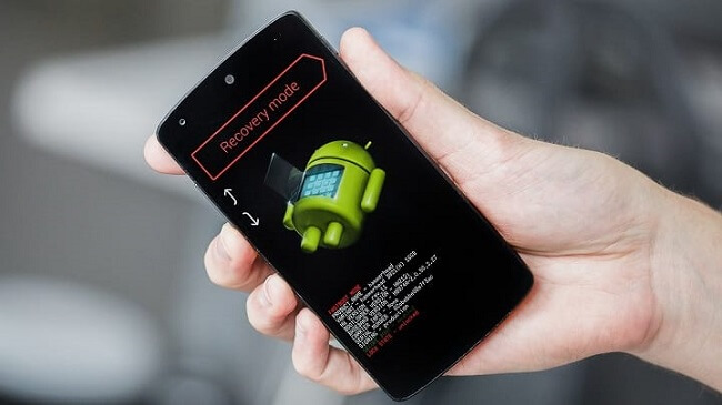 華為手機恢復模式