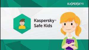 Kaspersky Safe Kids監控程式
