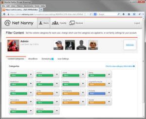 net nanny監控程式