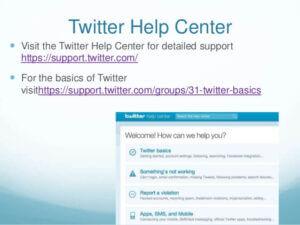Twitter 幫助中心