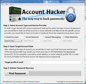 微信 Account Hacker